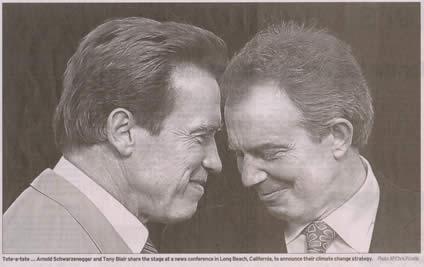Arnie & Tony